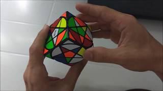 Pentacle cube - Review, tutorial e solve comentada
