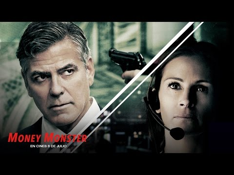 MONEY MONSTER. George Clooney y Julia Roberts forman equipo. Ya en cines. - 동영상