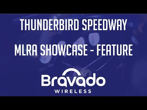 You are watching the Thunderbird Speedway MLRA| Feature Races on Bravadotv.com