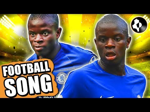♫ N'GOLO KANTE FOOTBALL SONG | Oasis - Some Might Say Chelsea