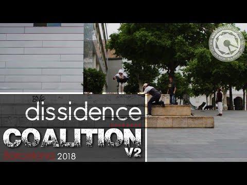 Dissidence Coalition V2 : Ugo Leonce, Tom Faure, Elouan Arnould, Jordan Maglione