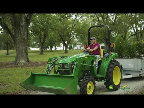 Everglades Equipment - John Deere 1023E