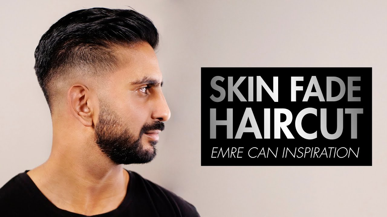 [VIDEO] – Side Swept Skin Fade – Emre Can Hairstyle 2019