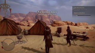 Dragon Age Inquisition Test Stream