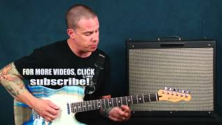 Learn Winery Dogs inspired guitar lesson I
