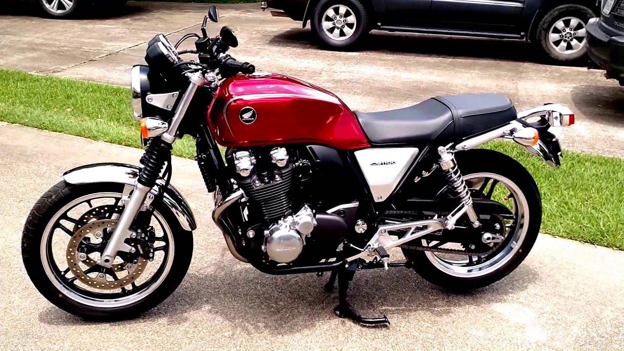 Honda 2013 CB1100 - YouTube