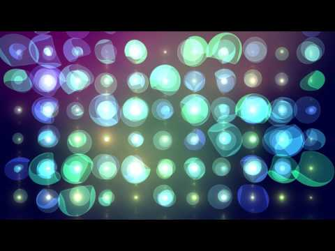 ✪ Spinning Light Wall *30 Minutes* Longest HD Moving Background AA VFX