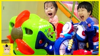 Indoor Playground Fun Kids Toys and Family Play | MariAndKids Toys