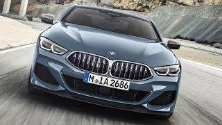 Новая BMW 8 серии (2018) vs BMW 8 серии (1989)