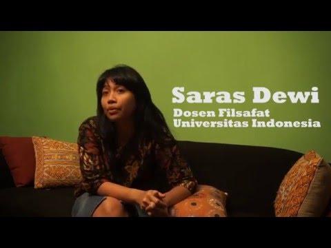 Pernyataan Homophobia Menristek - Saras Dewi