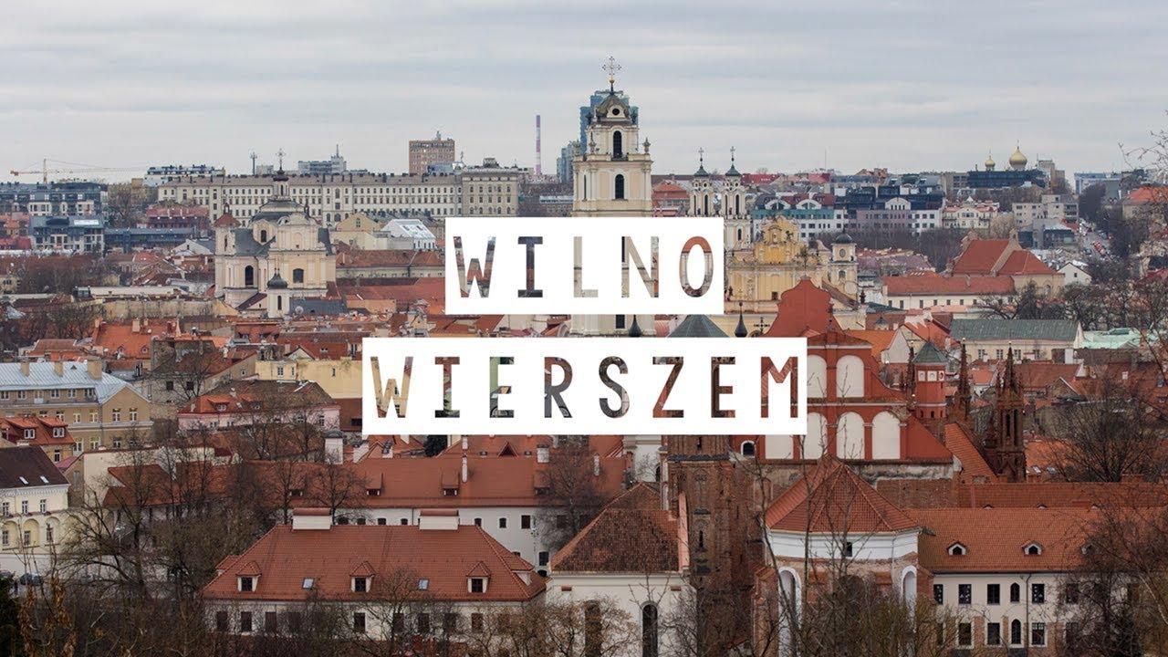 Wilno Wierszem Czesław Miłosz Rodowód