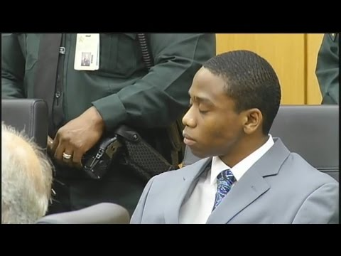 Kyle Williams Found Guilty Of Killing Lakeland Police Officer