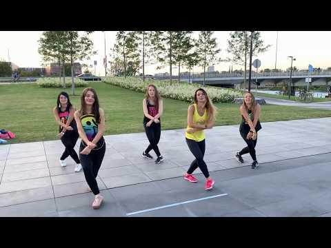 SHAWN MENDES, CAMILA CABELLO - SENORITA Zumba Fitness choreo by Natalia