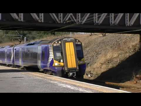 Trainspotting @ Carstairs 25/3/2017