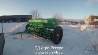 Зерновая сеялка СЗ 3.6
