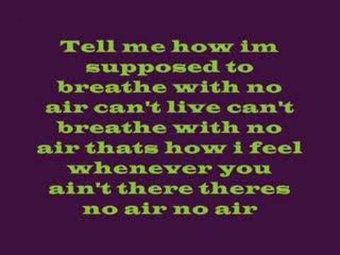 Chris Brown - No Air Lyrics | MetroLyrics