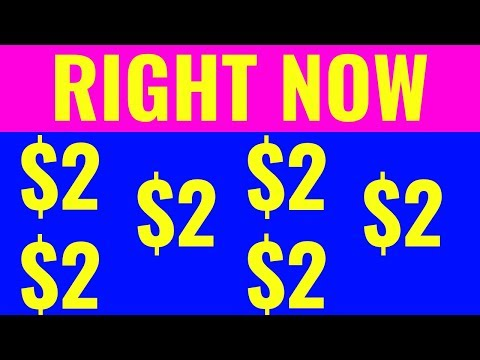 Earn $2 Per Minute Right Now (Make Money Online)