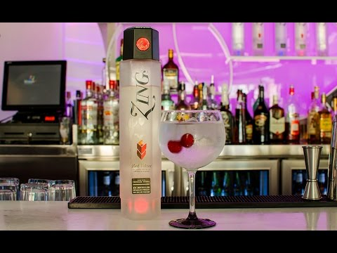 ZING&TONIC (Vodka Zing)