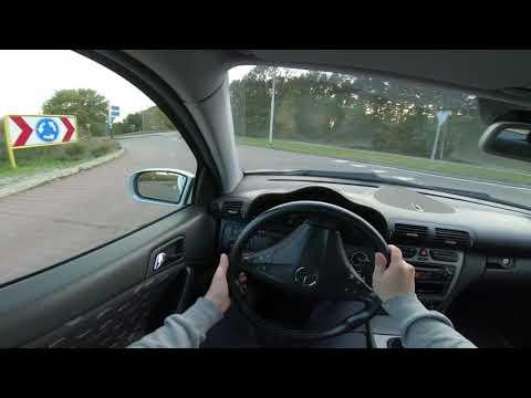 Mercedes W203 Sportcoupe POV 2.2CDI