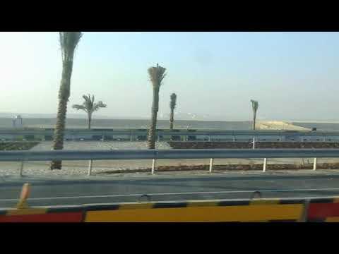 Infrastructure developments in Mesaeeid Qatar December 2017