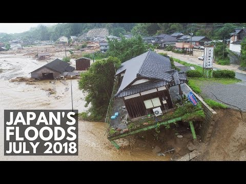 The Japan Floods July 2018 | Lin Nyunt thumbnail