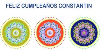 Constantin   Indian Designs - Happy Birthday