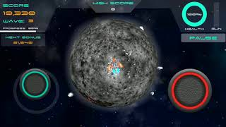 ReAsteroids Gameplay | Android Arcade Game