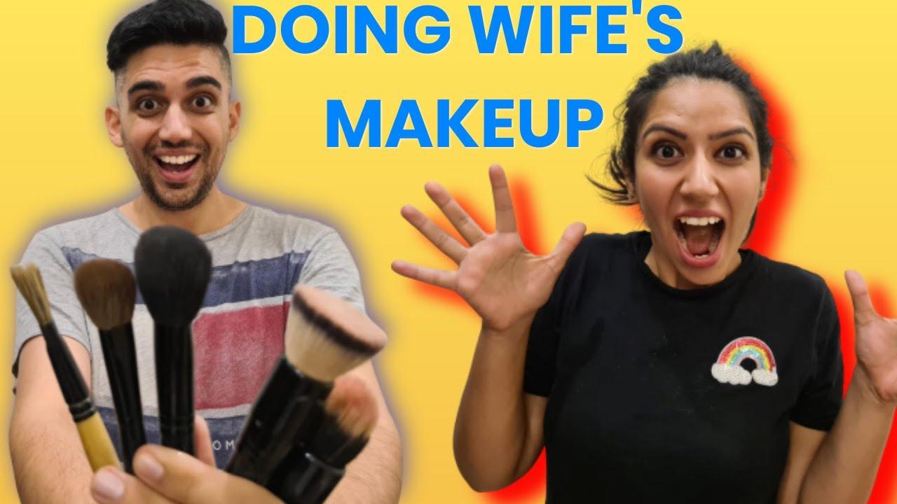 Biwi Ka Makeup Kia aur Badla lia!!!