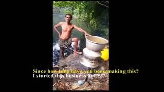 Vattu charayam from attapaddy