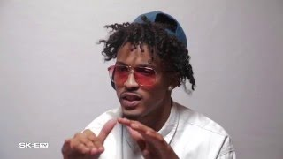 August Alsina Talks This Thing Called Life, Suicide, Dealing with Fame and More