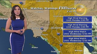 CBSLA  Evening Weather Brief (Jan. 20)