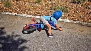 First Time Without Training Wheels....