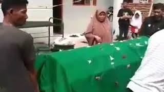 Rayya Pemeran video Vina Garut Meninggal Dunia..