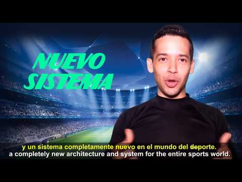 Introduction to SportX (Spanish Version)--- The Next Generation of Decentralized Sports Ecosystem