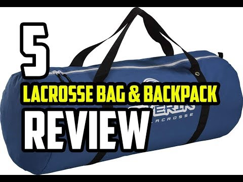 5 Best Lacrosse Bag & Backpack 2019 - 2020 | Review & Top Pick's