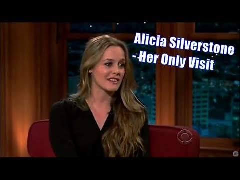 Alicia Silverstone - Power Goes, Studio Goes Completely Dark - Her Only Time With Craig [480p]