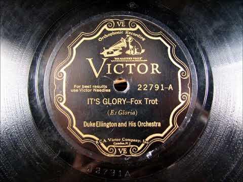 IT'S GLORY by Duke Ellington 1931