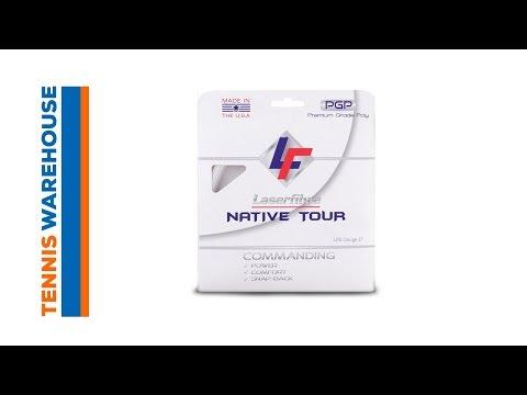 Laserfibre Native Tour String Review