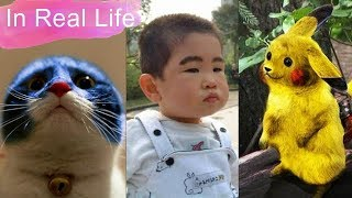 Kids Anime Characters In Real Life
