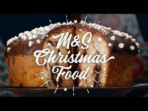 This is M&S Christmas Food | Naomie Harris | M&S FOOD