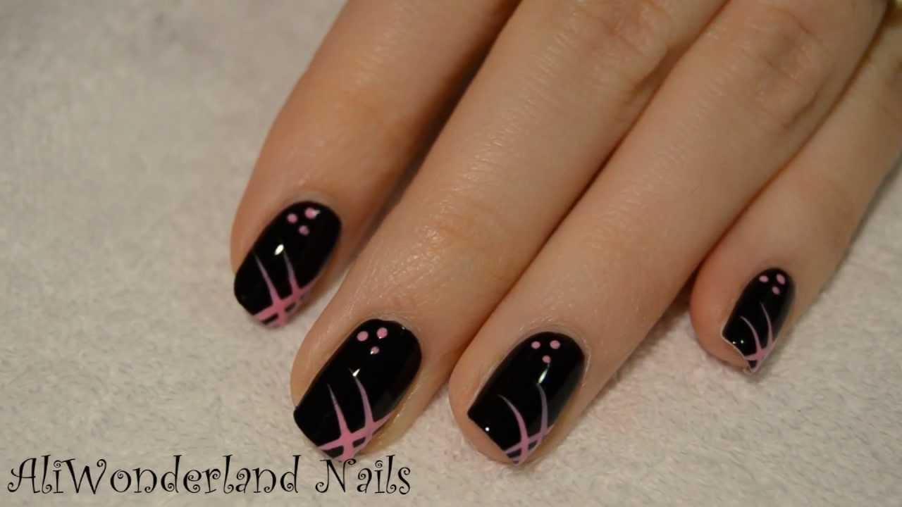 Nail Art Rock Tris