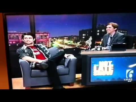 "James Lafferty ""The Not So Late Show"" Lost on Purpose Part 1"
