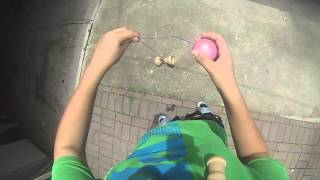 kendama butterfly tutorial and a single trick