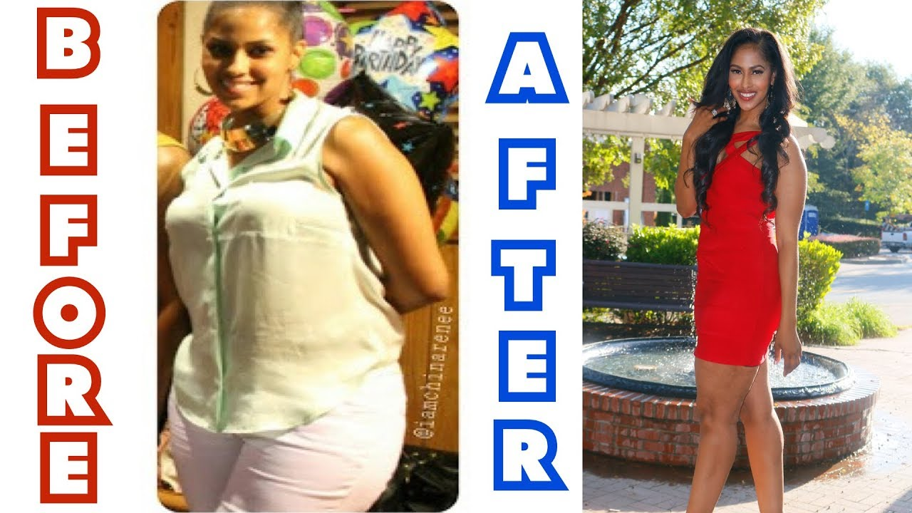 HOW I LOST WEIGHT, & INCHES!!!