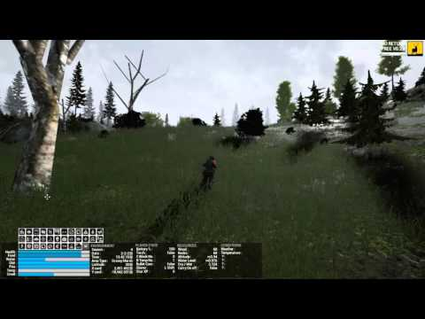 Lets Play No Return - Survival Simulator (V.0292)