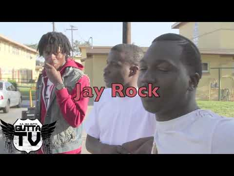 Nickerson Gardens Projects Bounty Hunter Bloods Ft. Jay Rock & Dusto