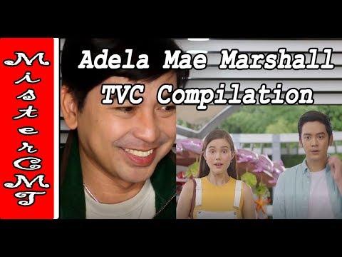 ADELA-MAE MARSHALL TVC COMPILATION (REACTION)
