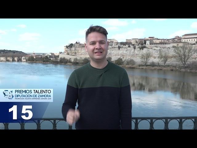 15 Talento Diputación Zamora 2019 Zamora Film Office
