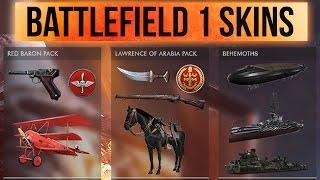So sehen die Battlefield 1 Skins aus! - Erste Bilder!