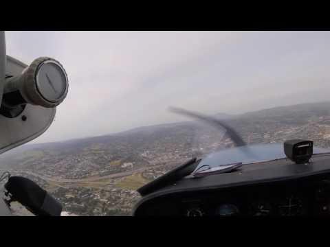 Full Flight (VFR) - Hayward, CA to Livermore, CA
